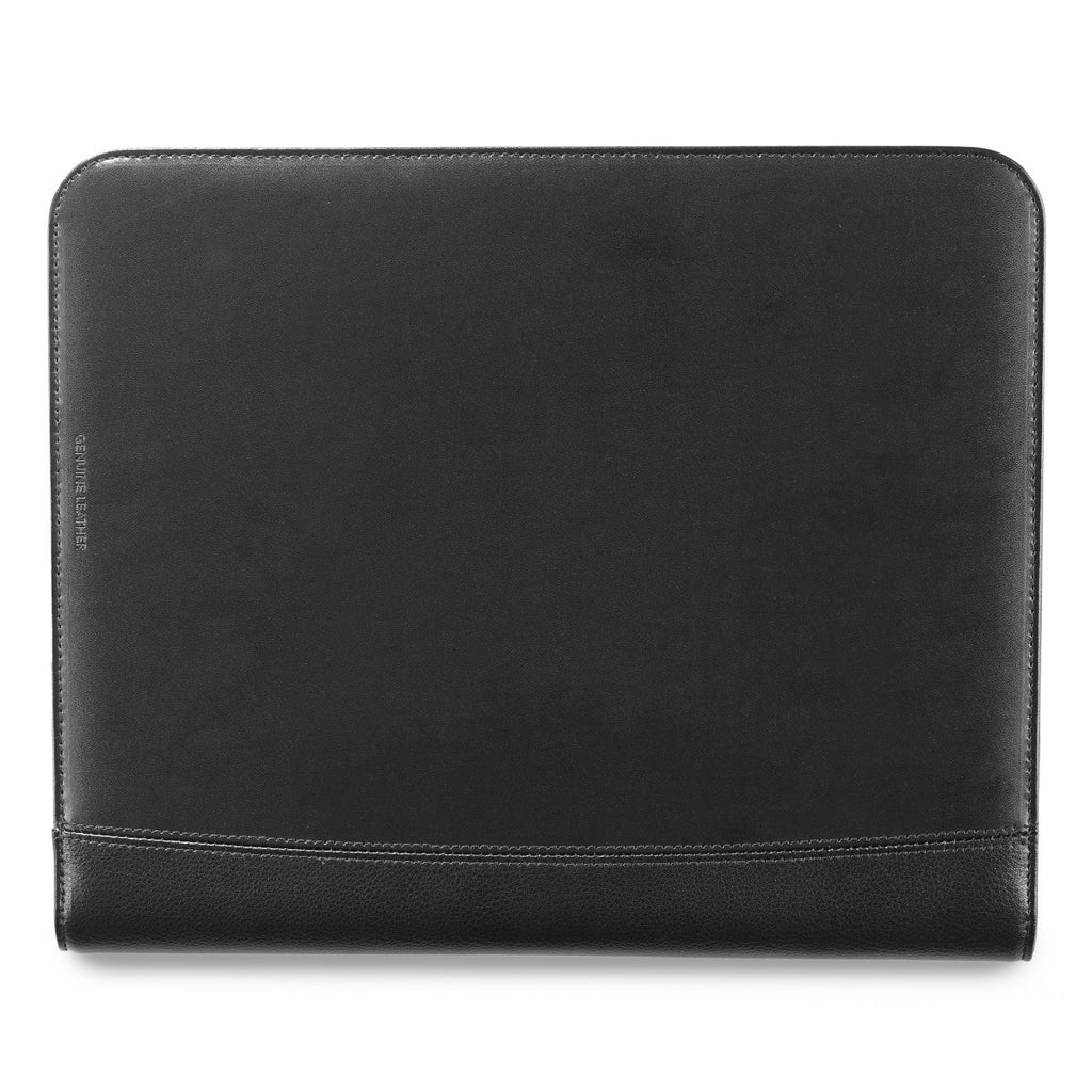 Samsonite Black Peyton Leather Writing Pad