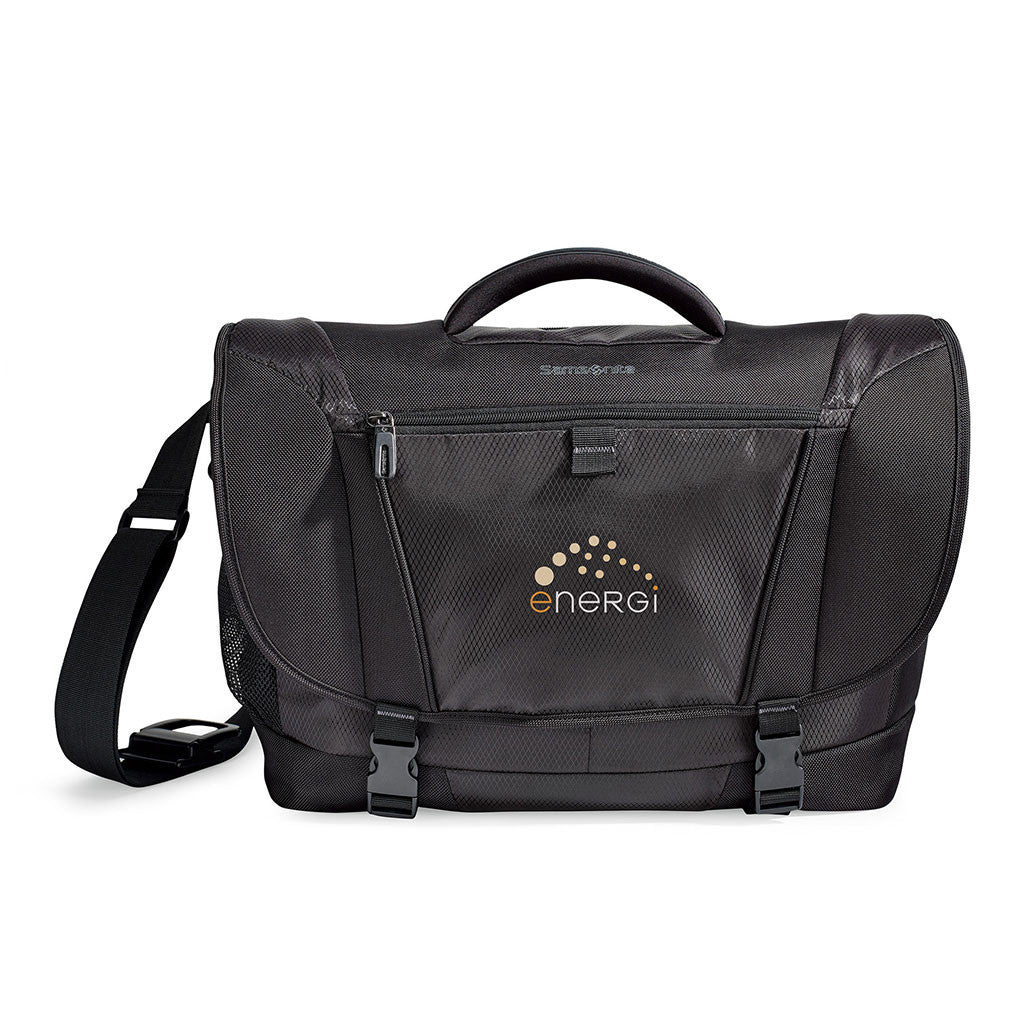 Samsonite Black Tectonic2 Computer Messenger Bag
