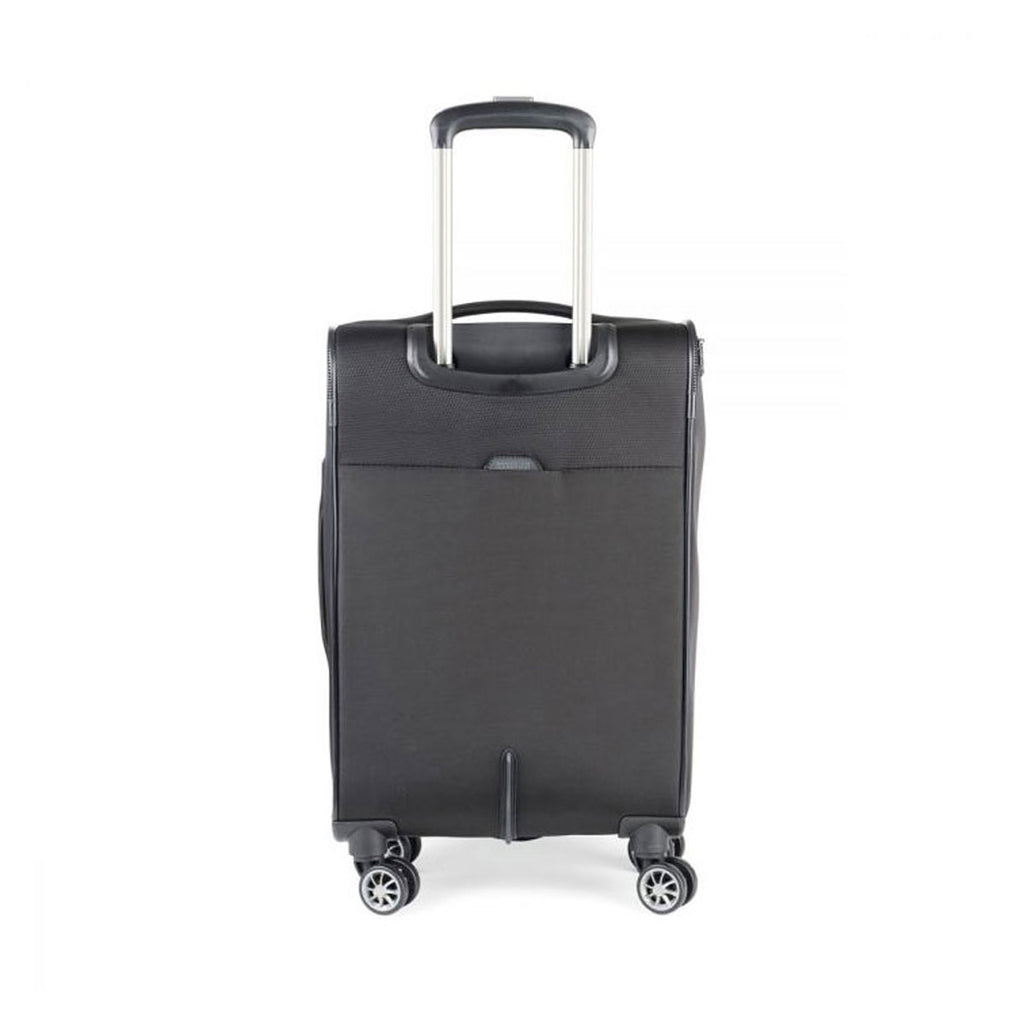 "American Tourister Black Zoom 21"" Spinner"