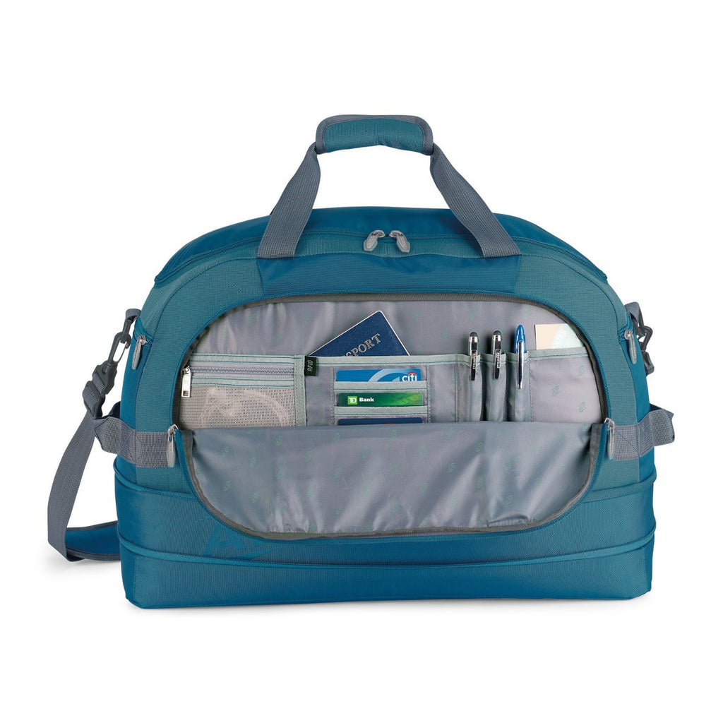 American Tourister Tidal Blue Voyager Travel Bag