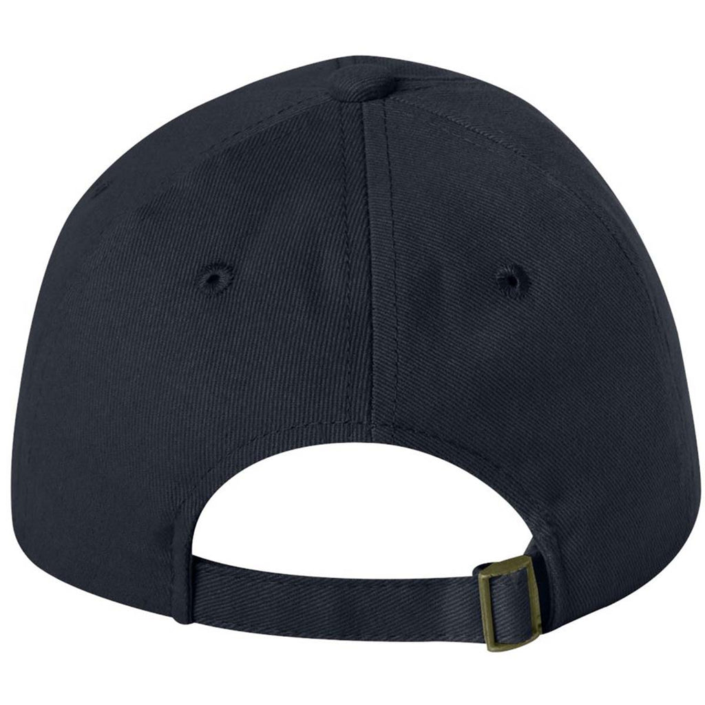 Sportsman Navy Heavy Brushed Twill Cap