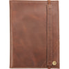 Cutter & Buck Brown Bainbridge Passport Wallet