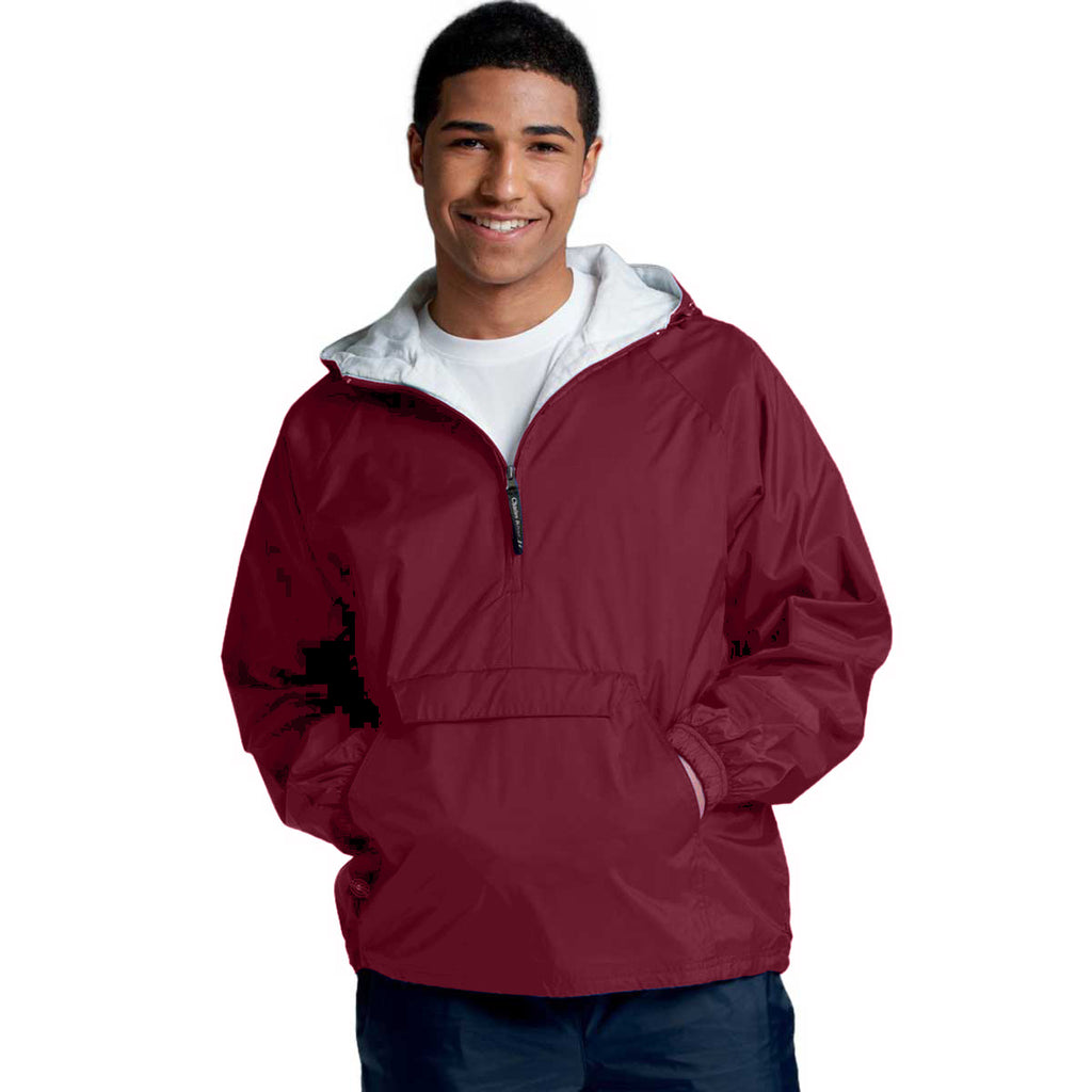Charles River Unisex Adult Cardinal Classic Solid Pullover