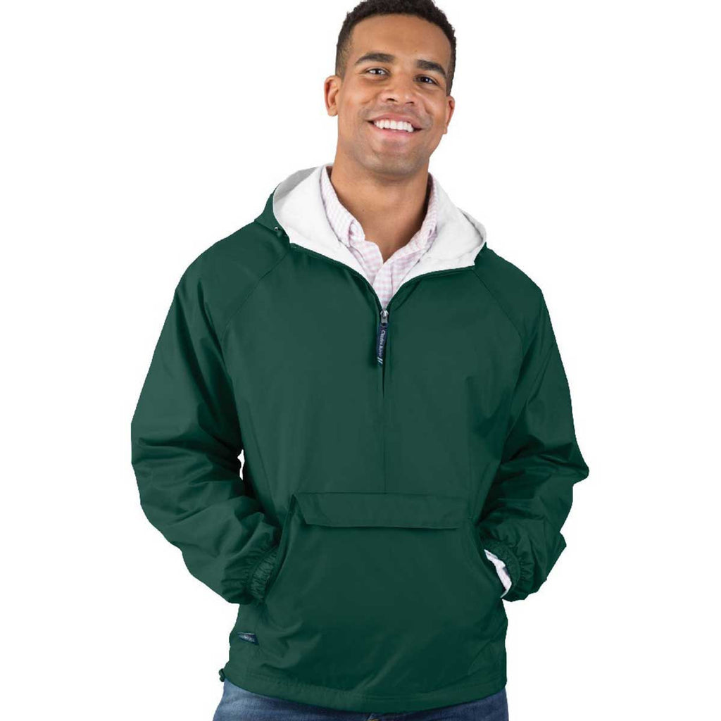 Charles River Unisex Adult Forest Classic Solid Pullover