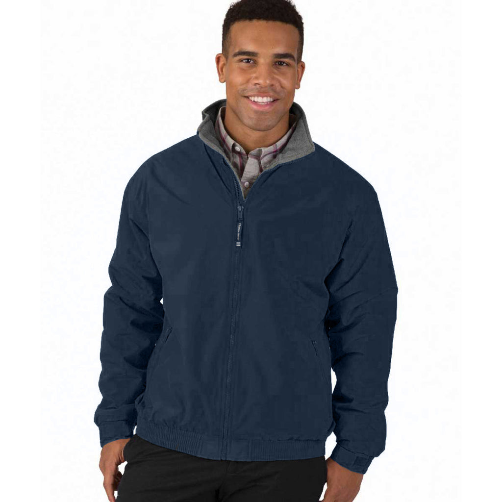 Charles River Men's Navy Navigator Jacket