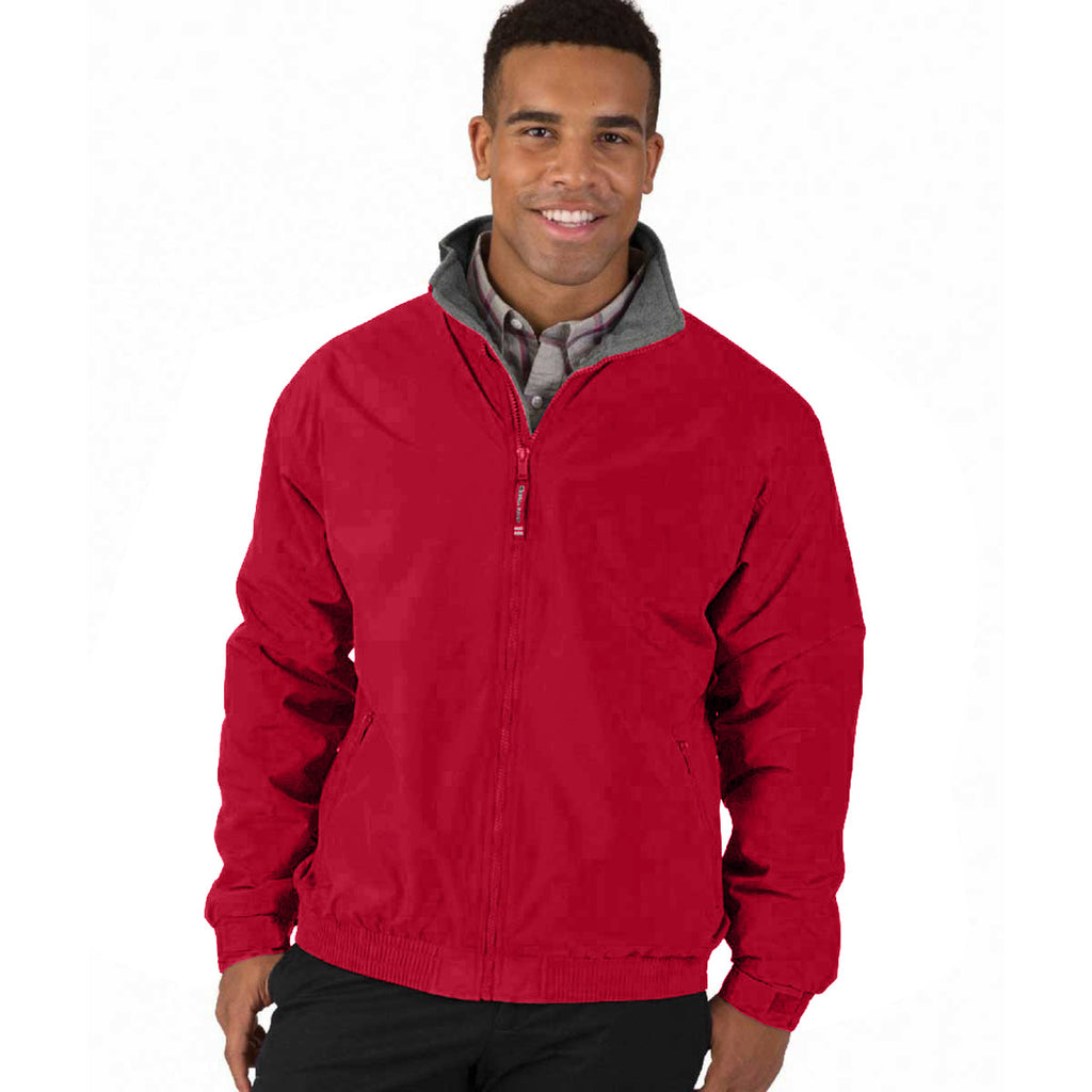 Charles River Men's Red Navigator Jacket