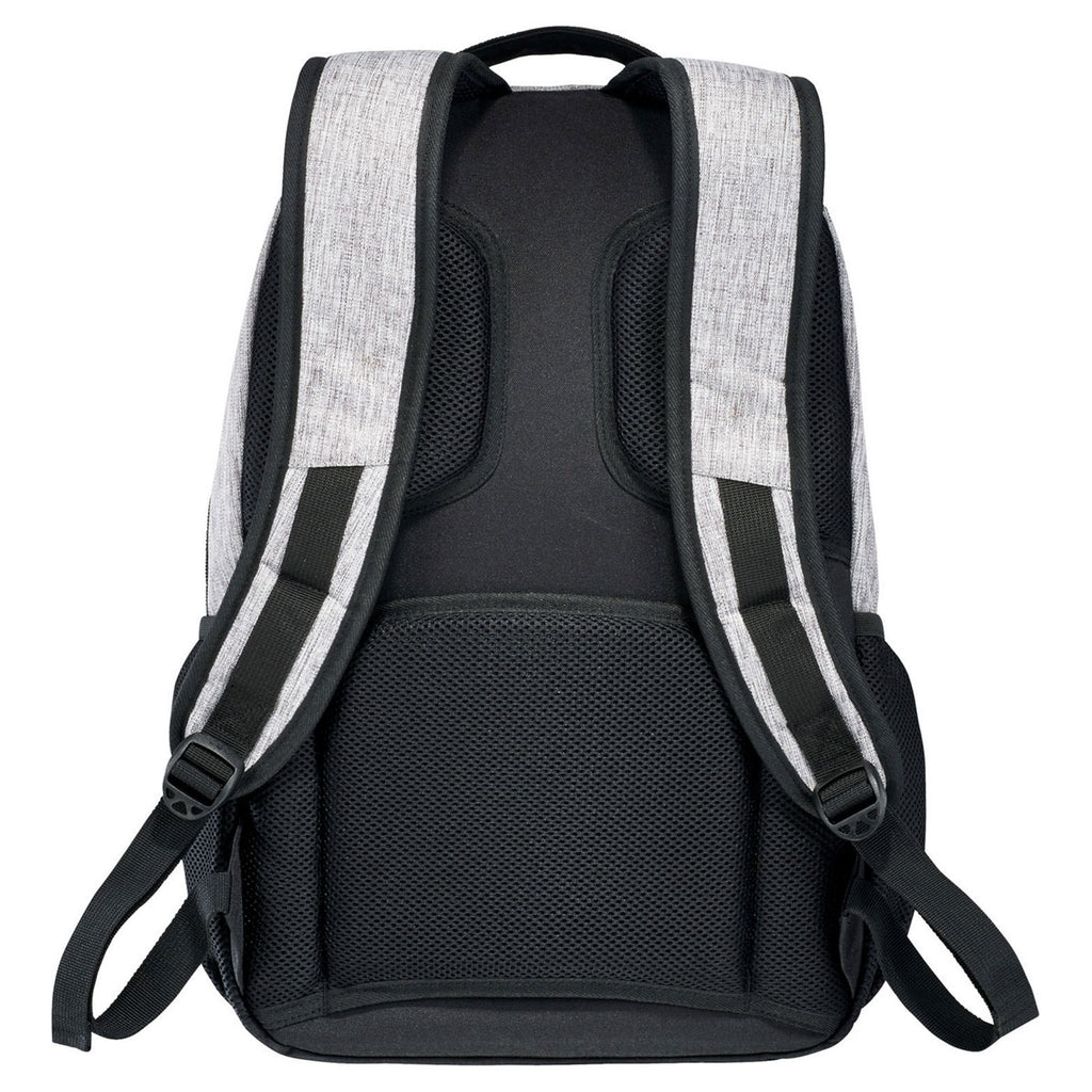"Kenneth Cole Grey Pack Book 17"" Computer Backpack"
