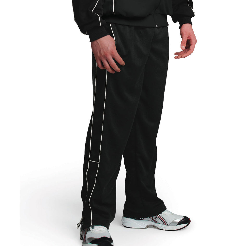 Charles River Men's Black Olympian Pant