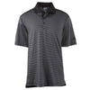 adidas-black-stripe-polo