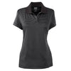 adidas-womens-black-stripe-polo