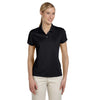 adidas-womens-black-polo-pique