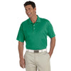 adidas-green-basic-polo