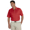 adidas-red-basic-polo