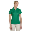 adidas-womens-green-basic-polo
