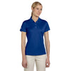adidas-womens-blue-basic-polo
