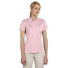 adidas-womens-pink-basic-polo