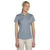 adidas-womens-grey-basic-polo