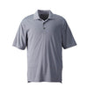adidas-grey-pencil-stripe-polo