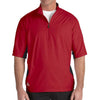 adidas-red-wind-shirt