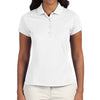 adidas-ladies-white-polo-solid
