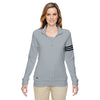 adidas-golf-womens-grey-pullover