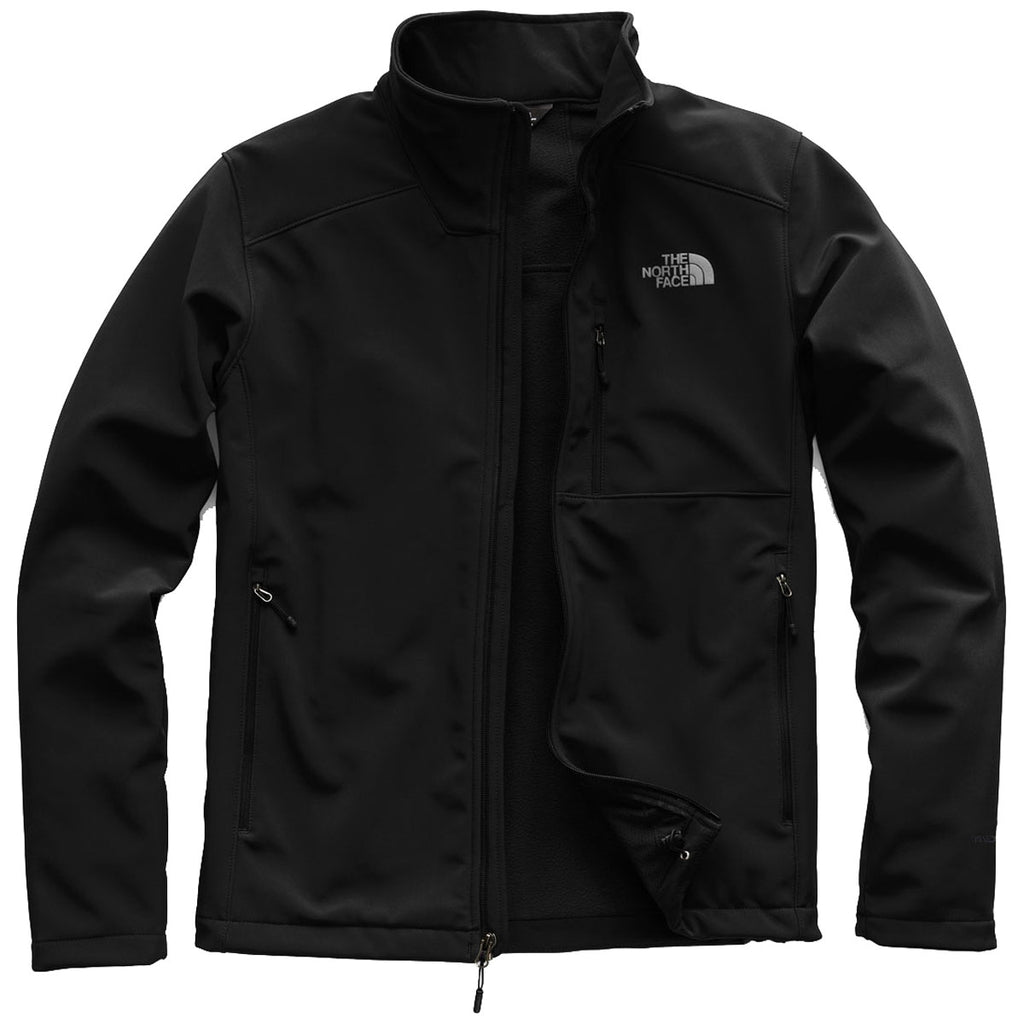 a2a827718 The North Face Men's Black Apex Bionic 2 Jacket - Updated Design