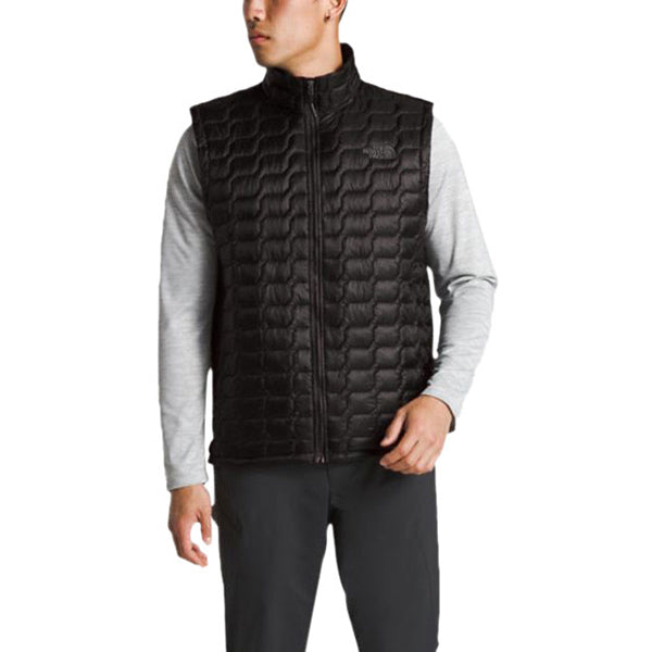 e7729669e52d The North Face Men s Black ThermoBall Vest