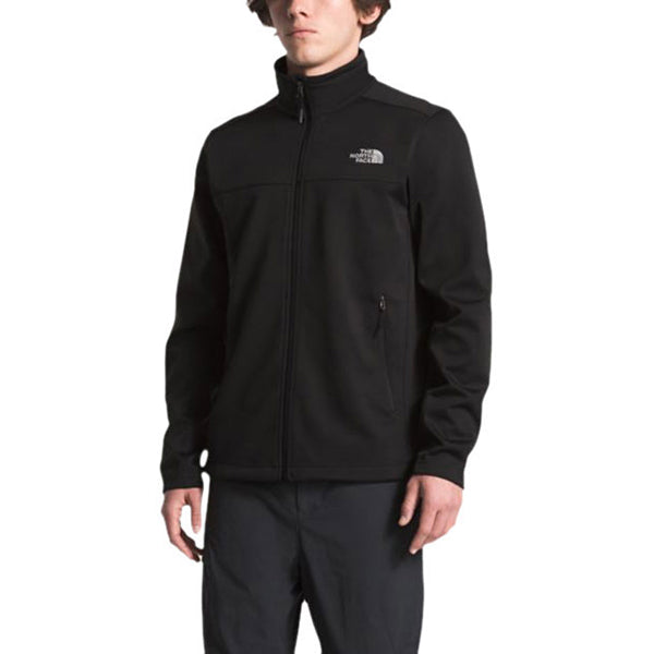 48f7a8c0c The North Face Men's Black Apex Canyonwall Jacket