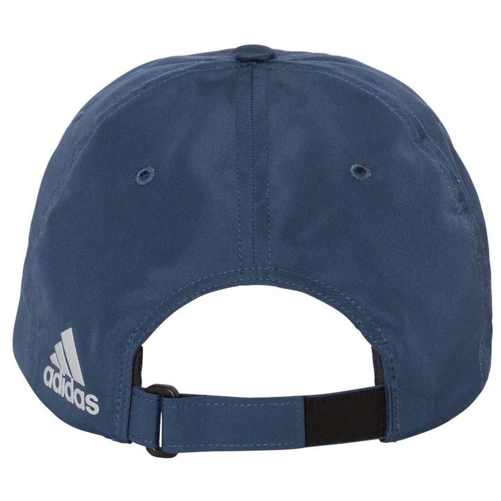 5765a139164 Adidas Golf Mineral Blue Performance Relaxed Poly Cap