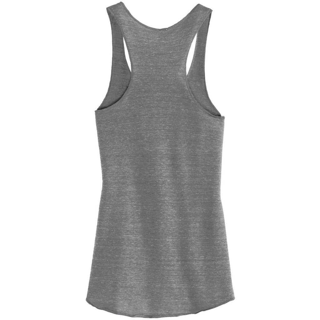 Alternative Women's Grey Meegs Eco-Jersey Racer Tank