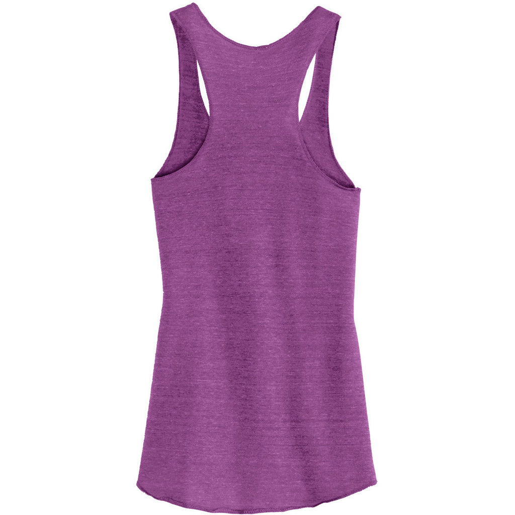 Alternative Women's True Huckleberry Meegs Eco-Jersey Racer Tank