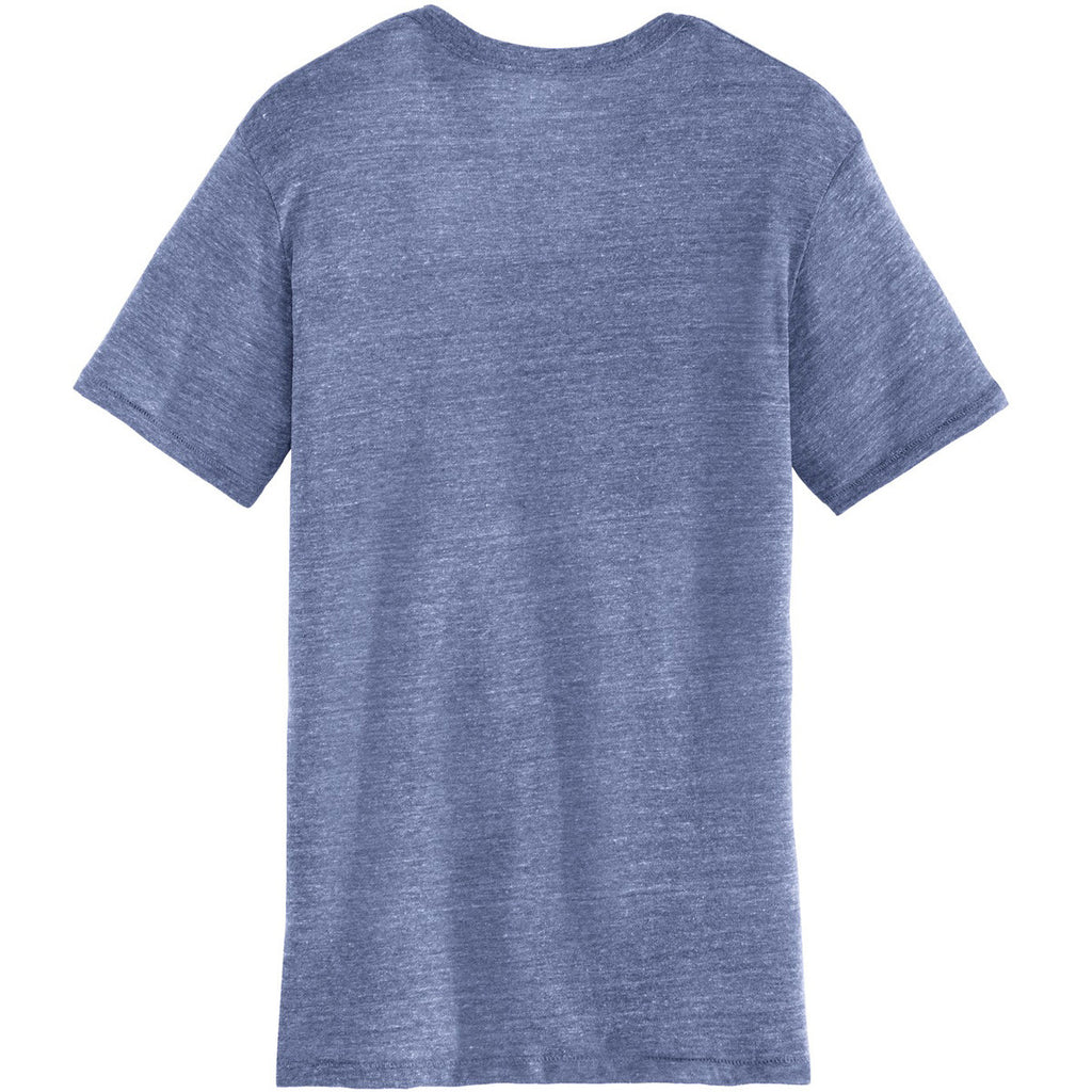 Alternative Men's Pacific Blue Eco-Jersey Crew T-Shirt