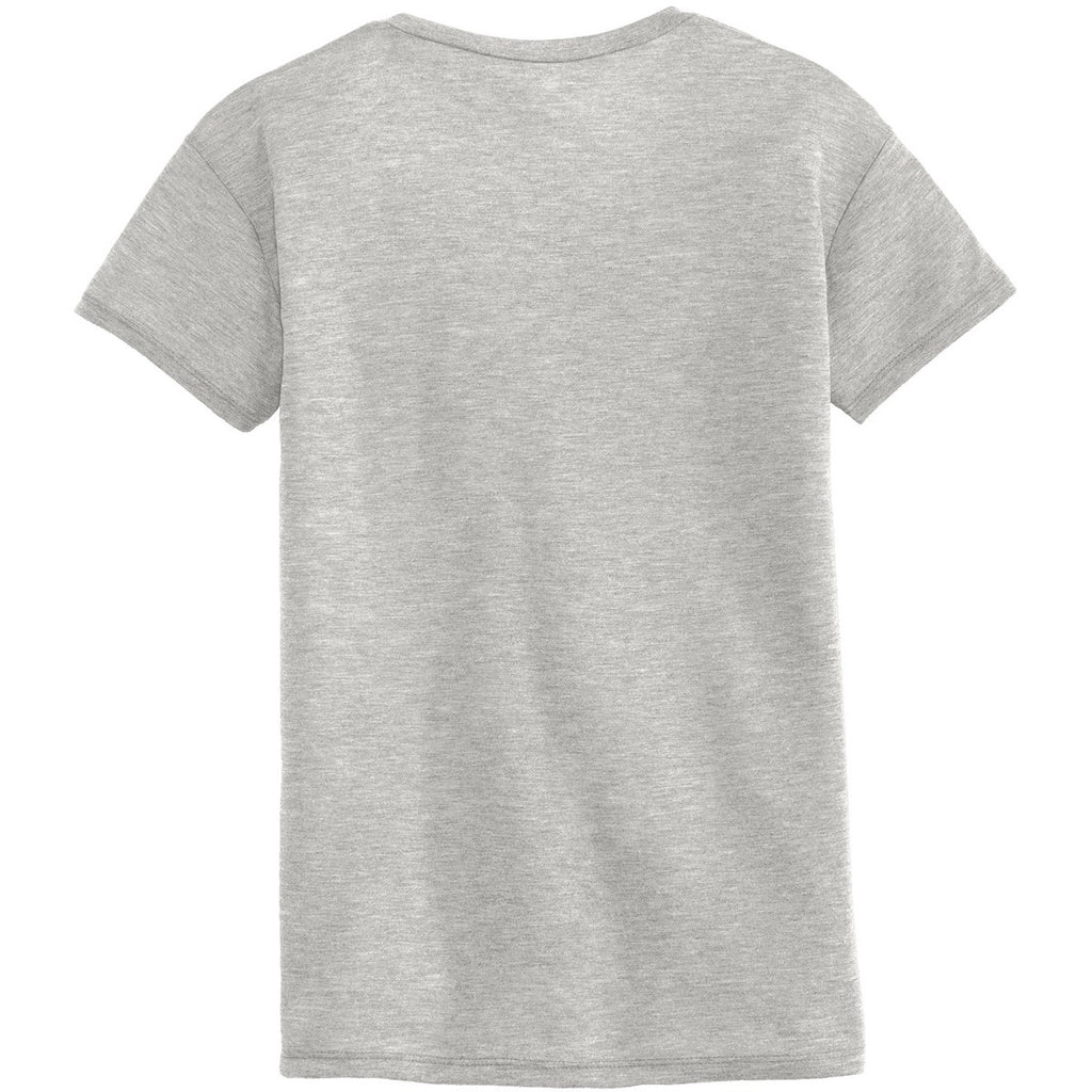Alternative Women's Oatmeal Heather Kimber Mélange Burnout T-Shirt
