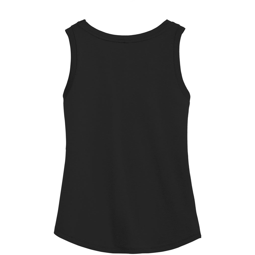 Alternative Women's Black Muscle Cotton Modal Tank Top