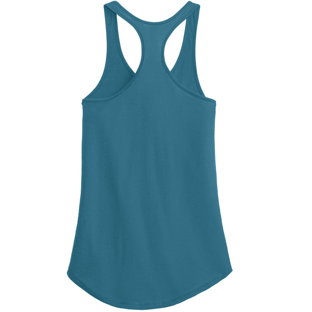 Alternative Women's Peacock Shirttail Satin Jersey Tank
