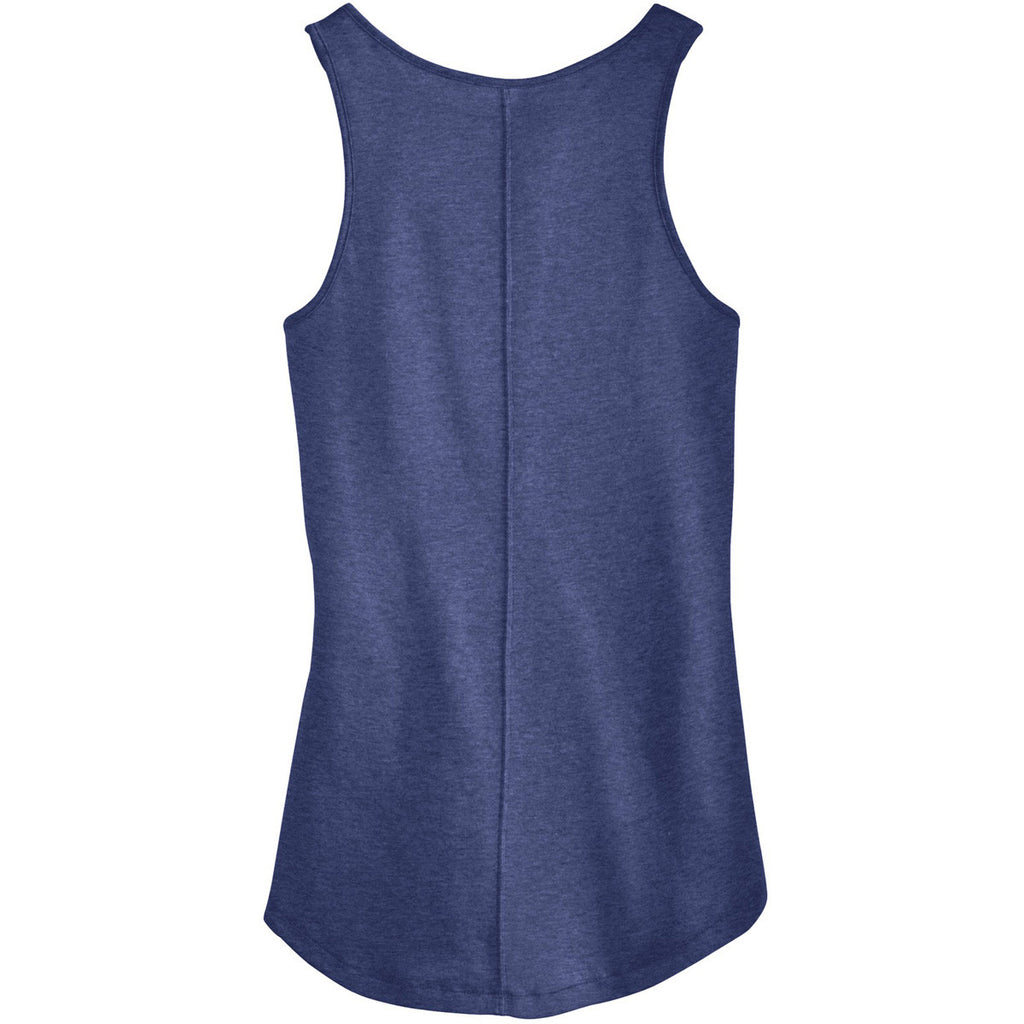 Alternative Women's Vintage Royal Backstage Vintage 50/50 Tank