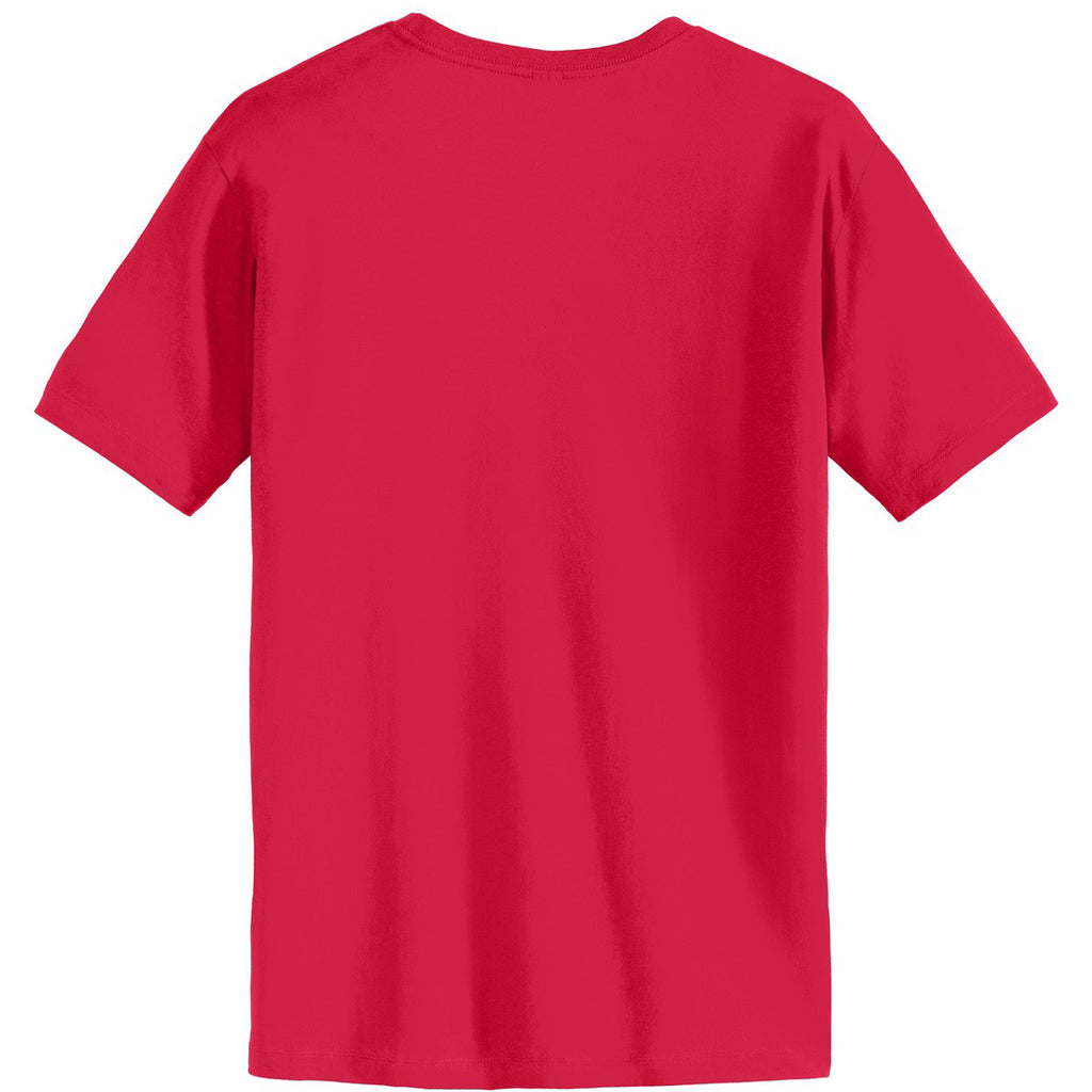 Alternative Men's Apple Red Heirloom Crew T-Shirt