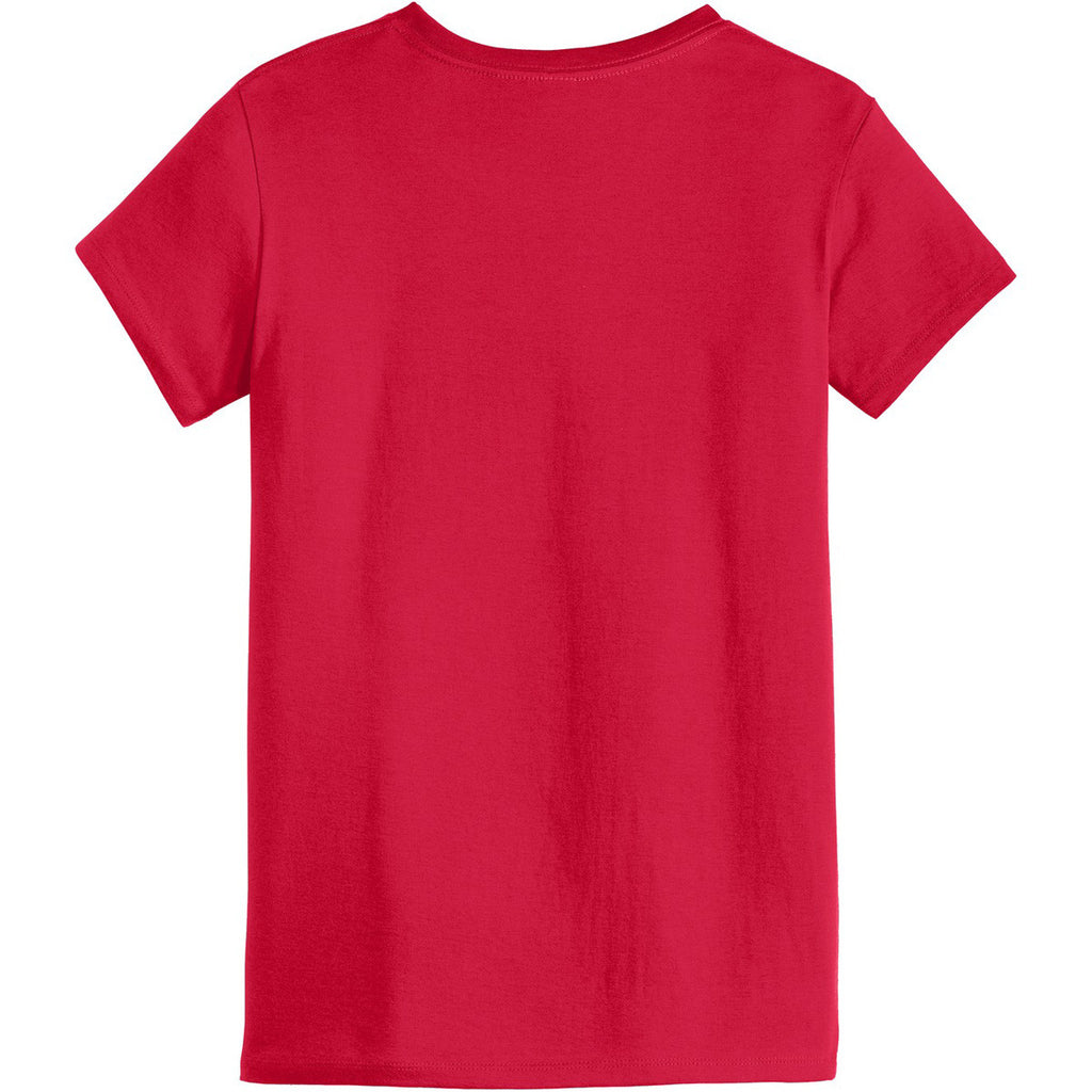 Alternative Women's Apple Red Legacy Crew T-Shirt