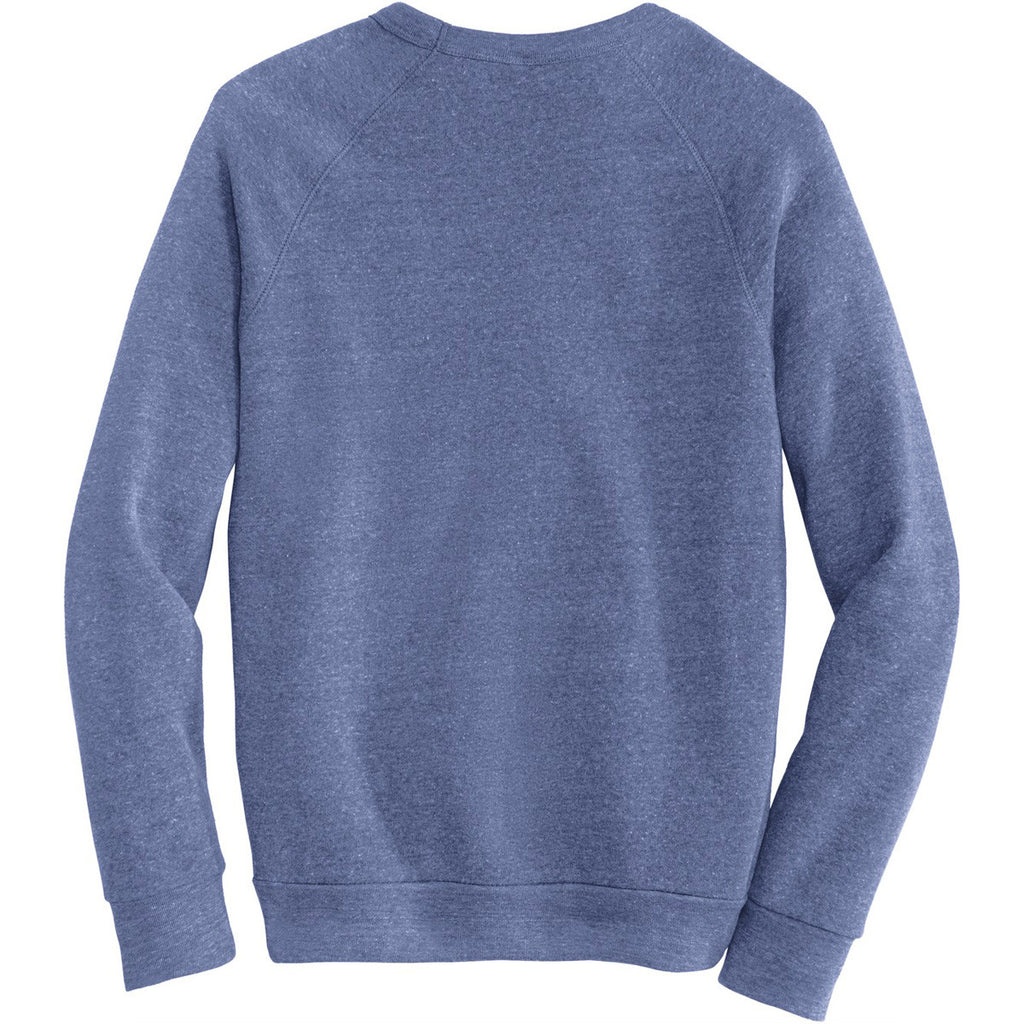 Alternative Men's Eco Pacific Blue Champ Eco-Fleece Sweatshirt