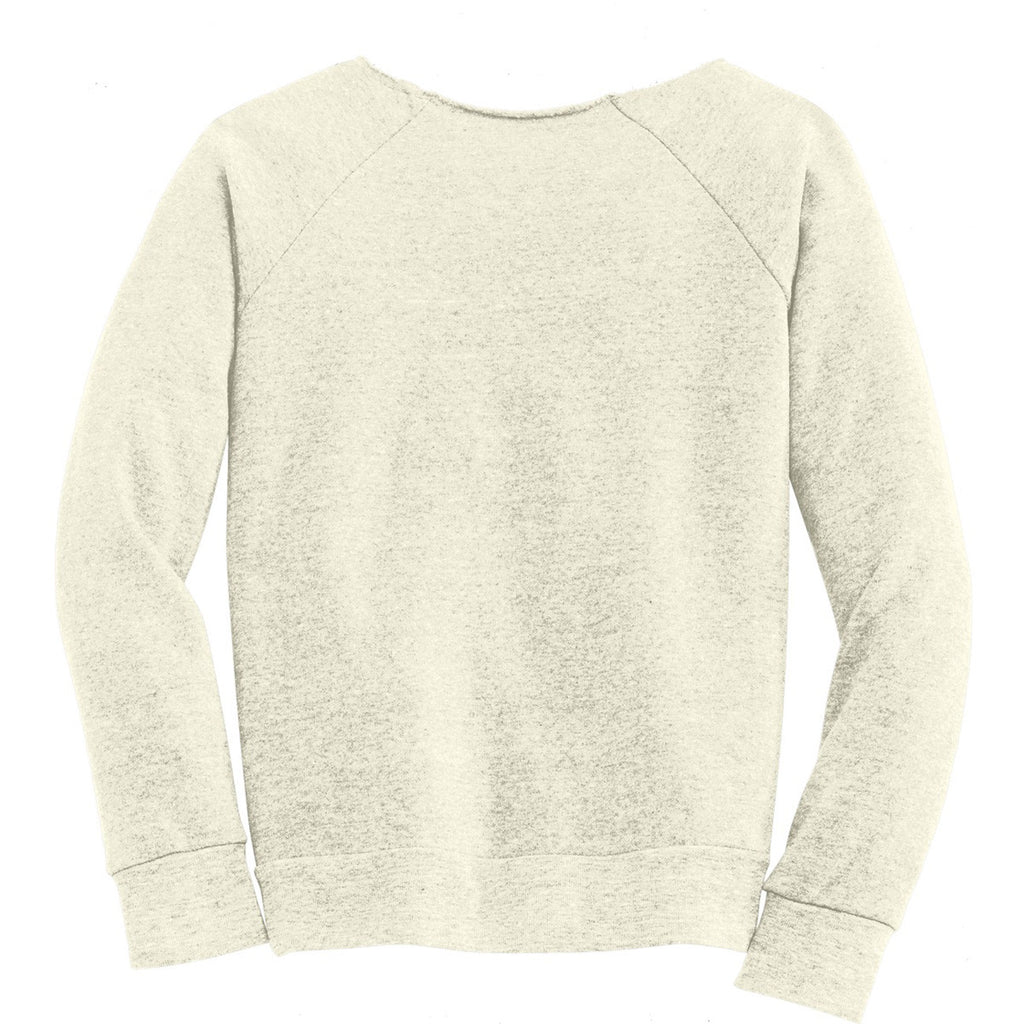 Alternative Women's Eco Wheat Maniac Eco-Fleece Sweatshirt