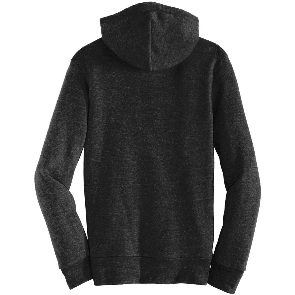 Alternative Men's Charcoal Rocky Eco-Fleece Zip Hoodie