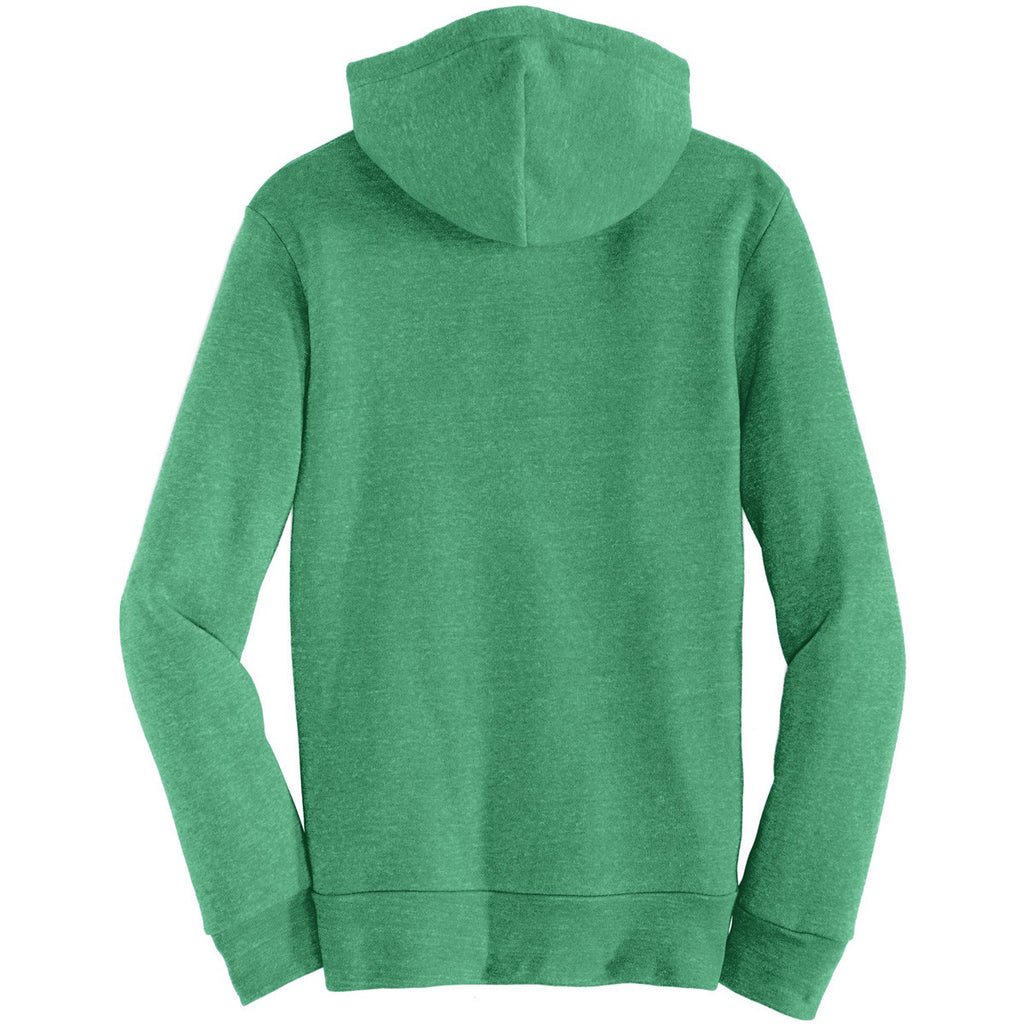 Alternative Men's True Green Rocky Eco-Fleece Zip Hoodie