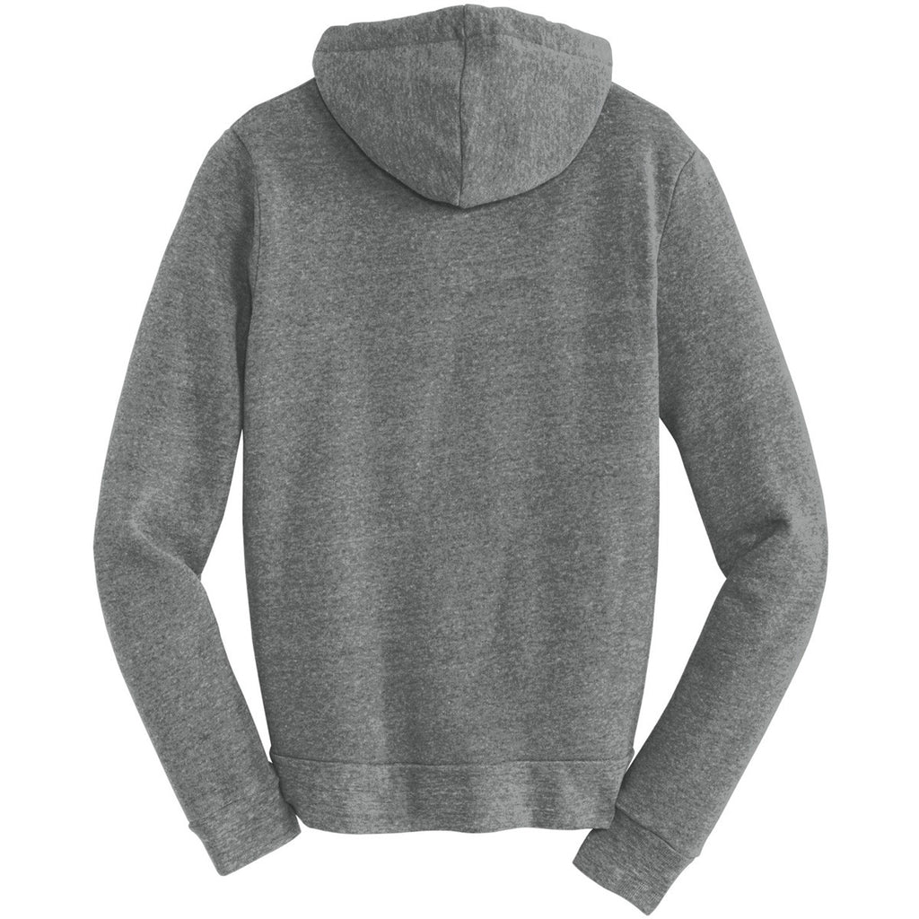 Alternative Women's Grey Athletics Eco-Fleece Pullover Hoodie