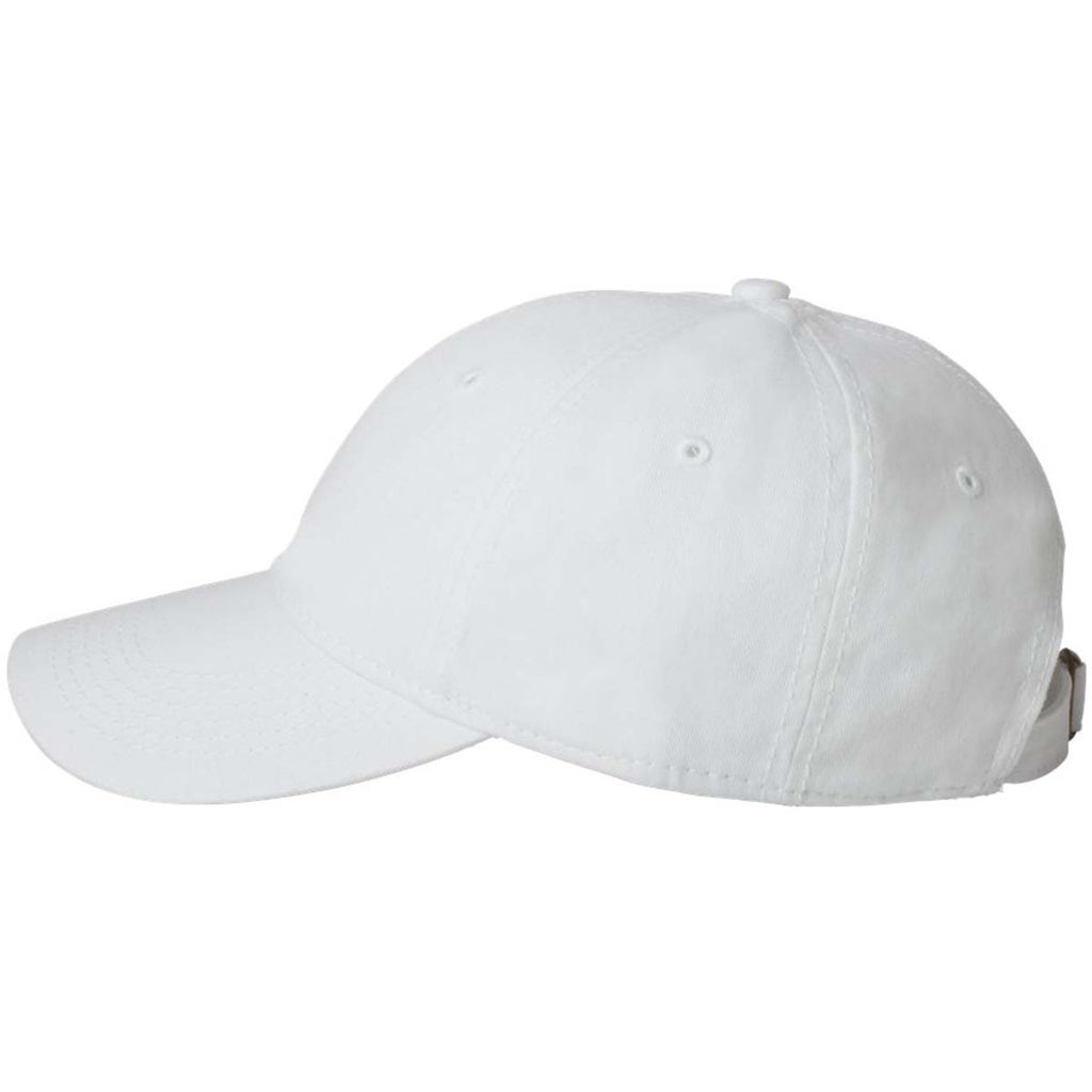 Sportsman White Structured Cap