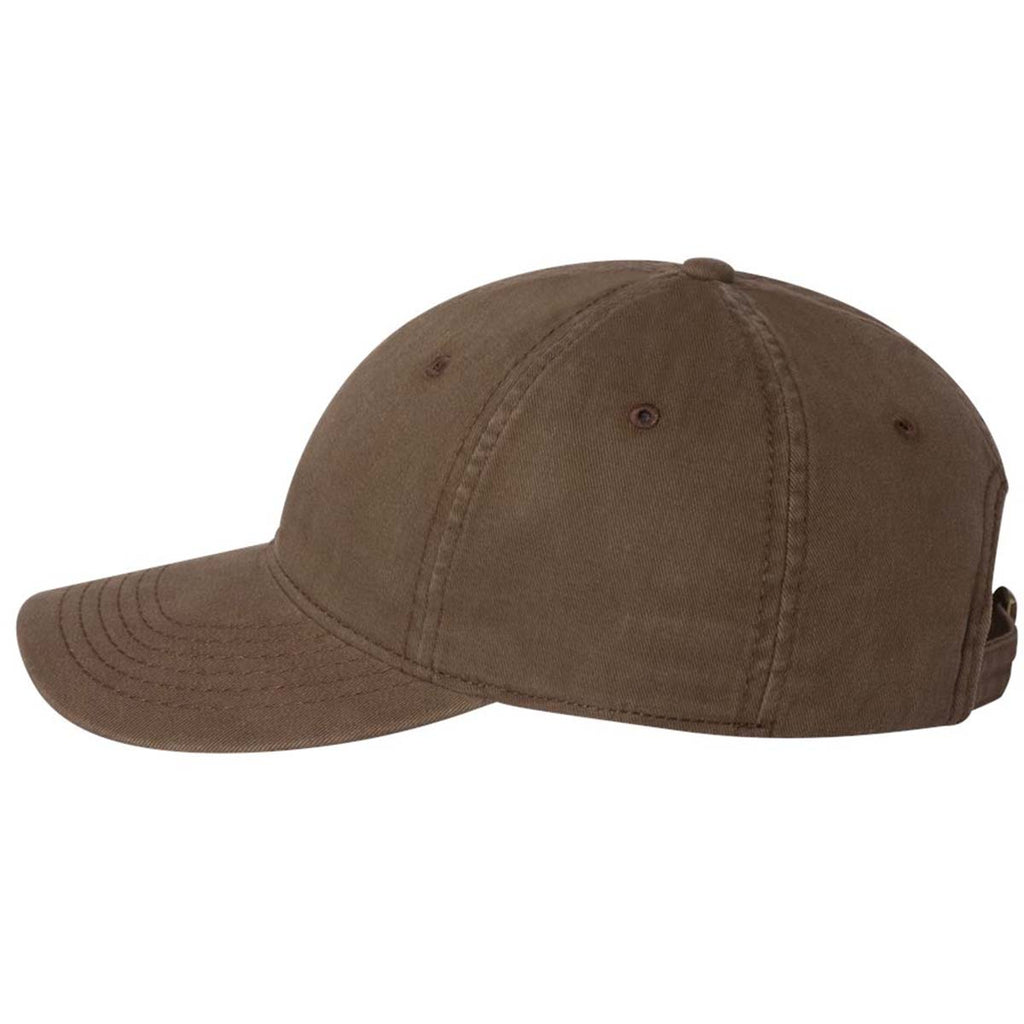 Sportsman Brown Unstructured Cap