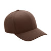 atb100-flexfit-brown-mini-pique-cap