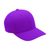 atb100-flexfit-purple-mini-pique-cap
