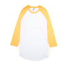 bb453-american-apparel-gold-raglan-tee
