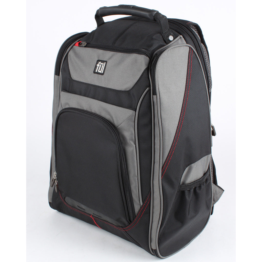 FUL CoreTech Black Sideffect Backpack