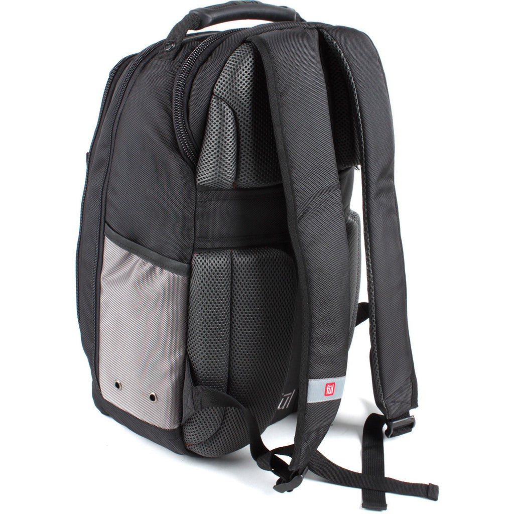 FUL Alleyway Black/Titanium Wild Fire Backpack